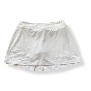 White Nike Golf Skirt Size M